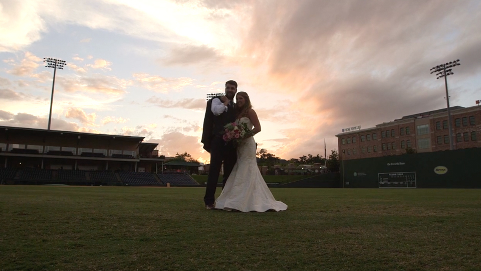 Wedding Videography :: Highlights Film :: Blake + Courtney :: Greenville, SC