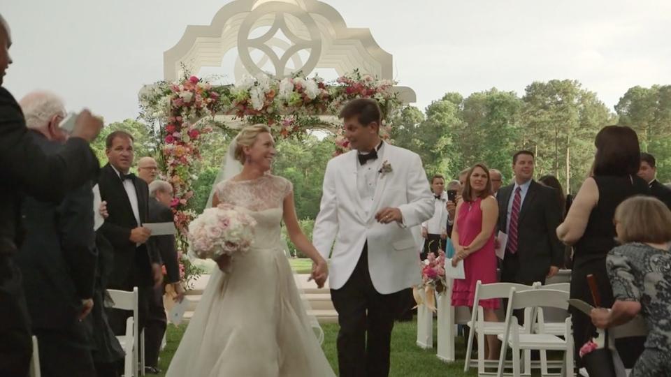 Wedding Videography :: Same Day Edit :: Caroline + Josh :: Charlotte, NC